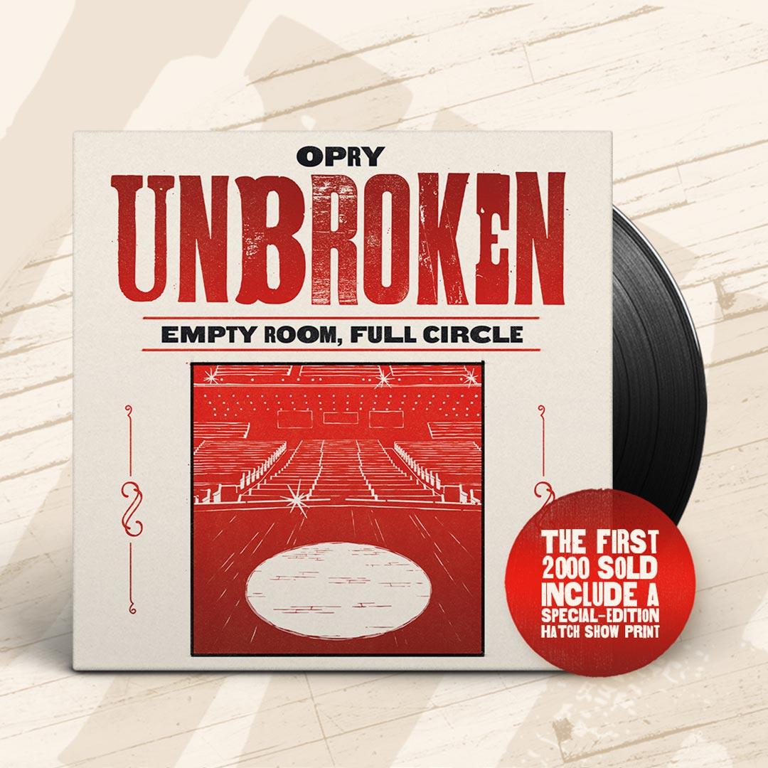 Unbroken Vinyl Image